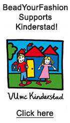 www.beadyourfashion.com - BeadYourFashion supports VUmc Kinderstad